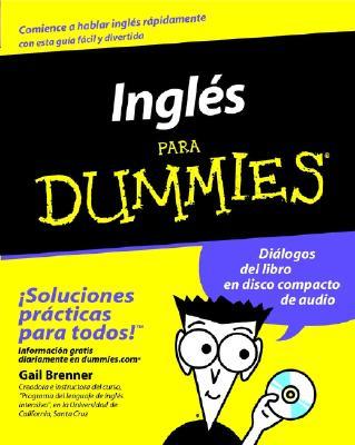 Ingles Para Dummies / English For Dummies By Brenner, Gail Abel